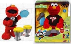 1. Let's Rock Elmo
