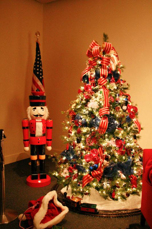 Pictures Of Decorated Christmas Trees Ideas