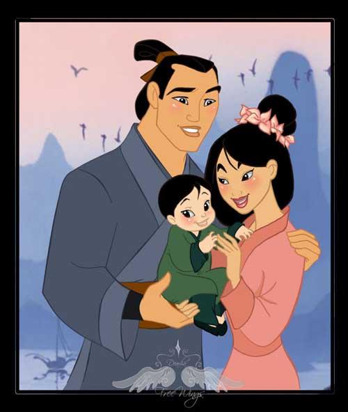 Mulan family