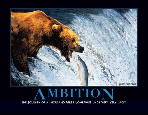2. Ambition