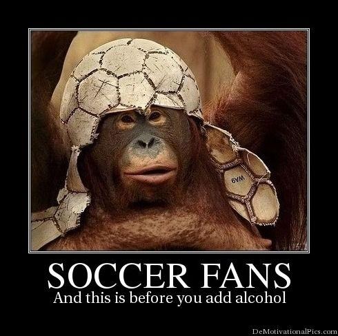 4. Soccer Fans