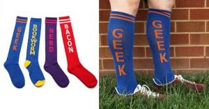 Geek Statement Socks