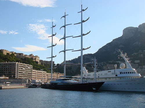 Maltese Falcon yachts
