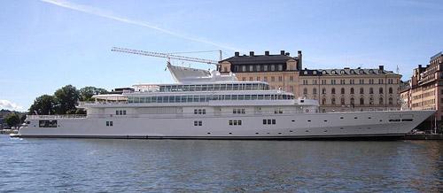 Rising Sun yachts