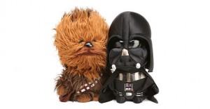 Star Wars Plush with Sound