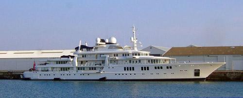 Tatoosh yachts