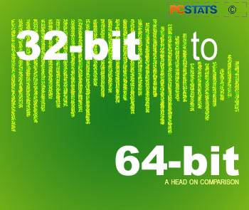 64-Bit vs. 32-Bit Operating Systems