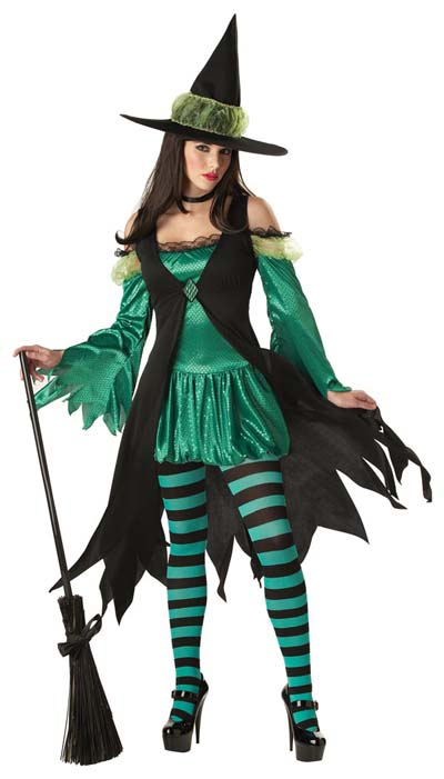Funny Witch Costume-10