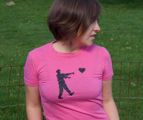 Geeky Love T-Shirts