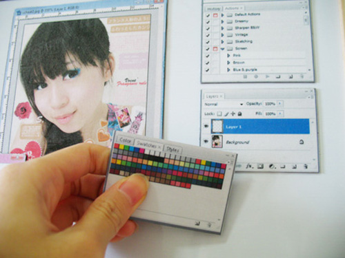 Photoshop Magnets