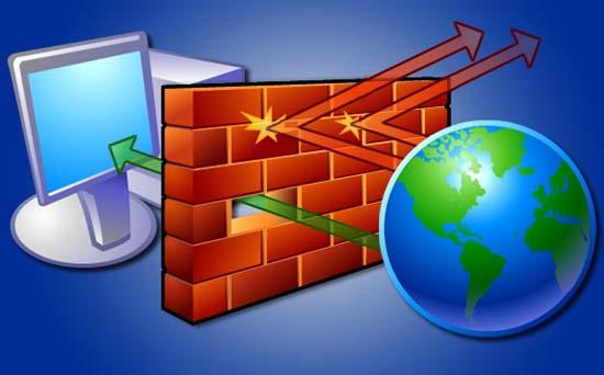 5.use firewall