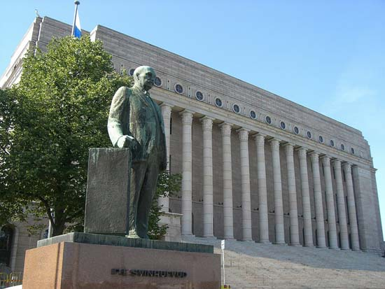 Finland democracy