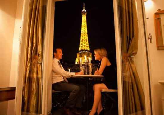 Honeymoon Paris cities