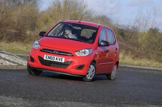 Hyundai i10 1.0 Blue 5dr