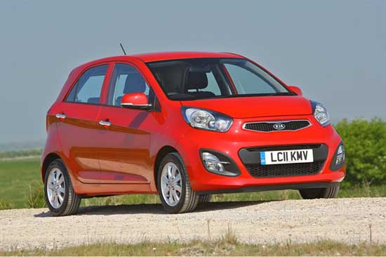 Kia Picanto 1.0 1 3dr