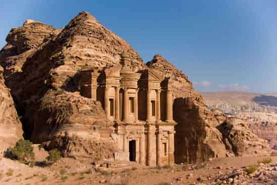 Lost Civilization of Petra in Jordan-05