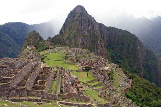 Machu Picchu in Peru-08