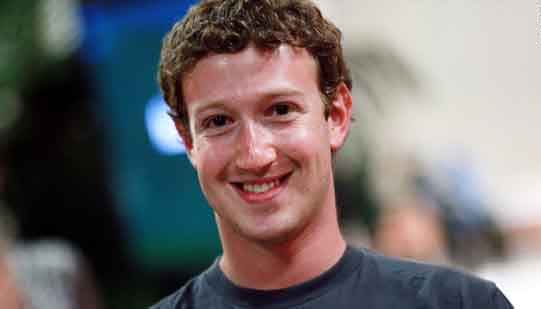 Mark Zuckerberg [Facebook]