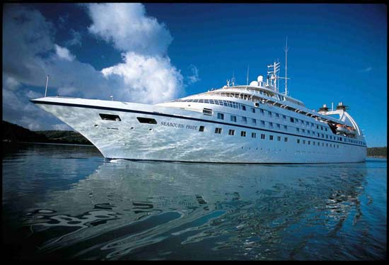 Seabourn Luxury Cruises-10