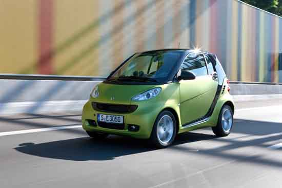 Smart fortwo Pulse 1.0 Mhd 2dr