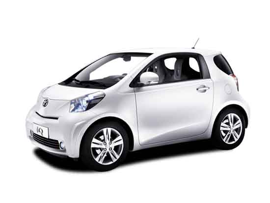 Toyota iQ 1.0 VVT-i 3dr