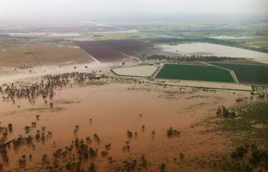 North Australian floods