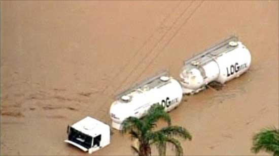Rio de Janeiro floods, Brazil