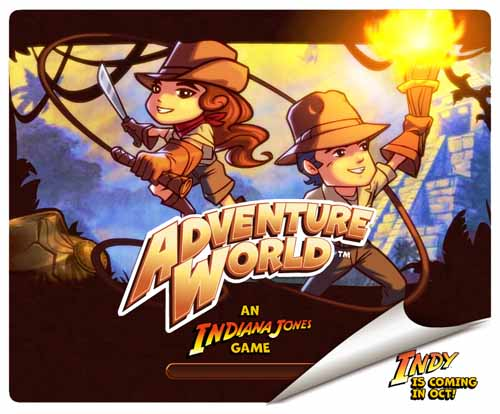 1. Indiana Jones Adventure World