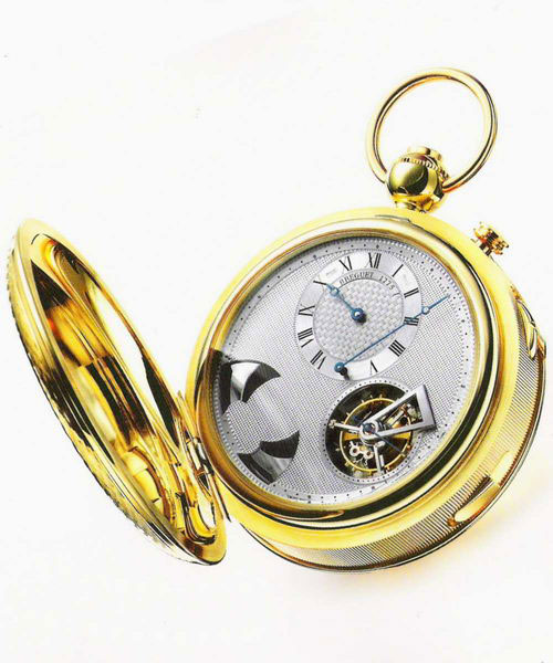 10-Breguet pocket watch 1907BA12 ($ 734,000)