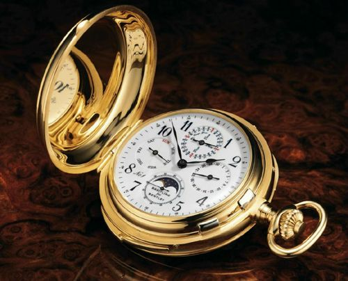 2-Patek Philippe's Super complication ($ 11 million)