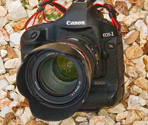 3. CANON EOS-1Ds Mark III