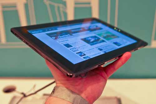 5. ASUS Eee Pad Transformer
