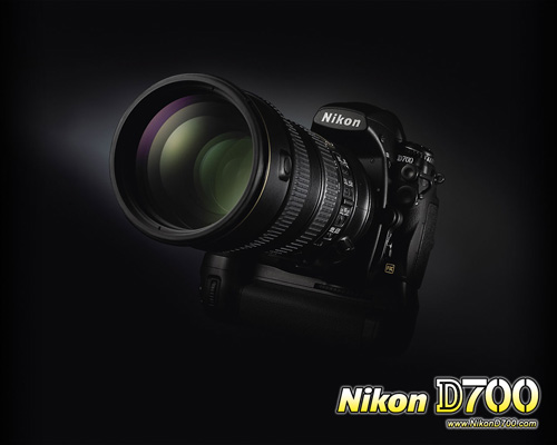 5. NIKON D700