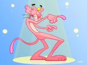 6. Pink Panther