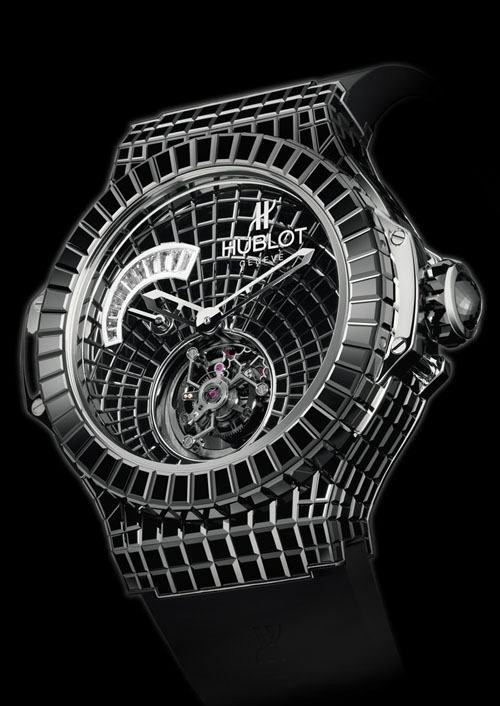 7-Hublot Black Caviar Bang ($ 1 million)