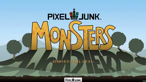 7. PixelJunk Monsters
