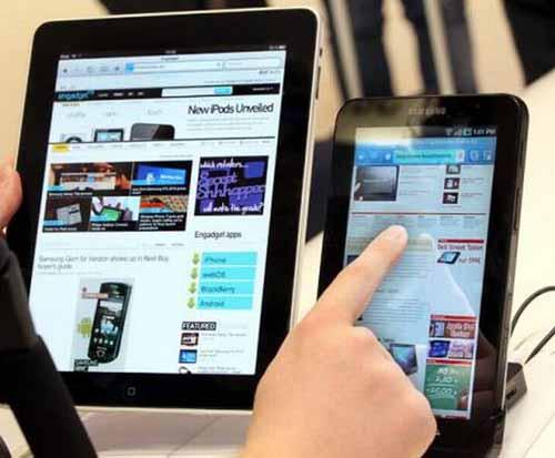 7. Samsung Galaxy Tab 7.0