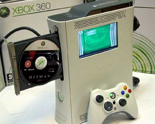 8. Built-In Xbox