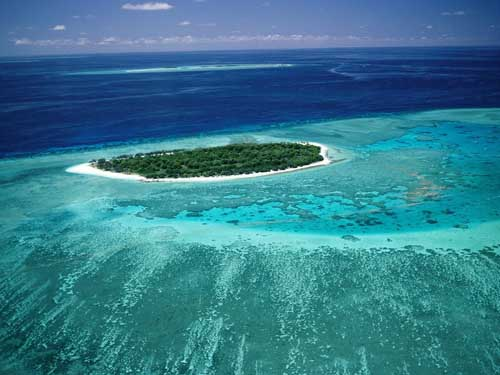 8. Great Barrier Reef Australia