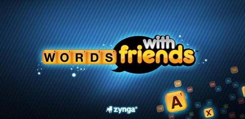 8. Words With Friends