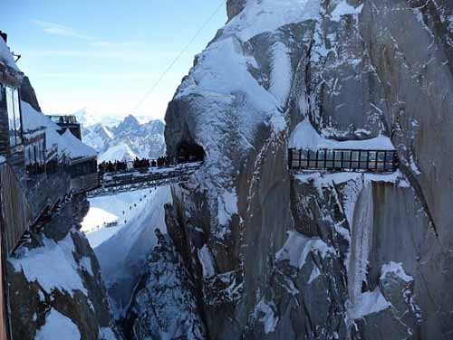 Aiguille du Midi Bridge,France-01