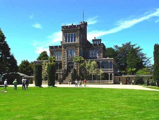 Larnach Castle, New Zealand