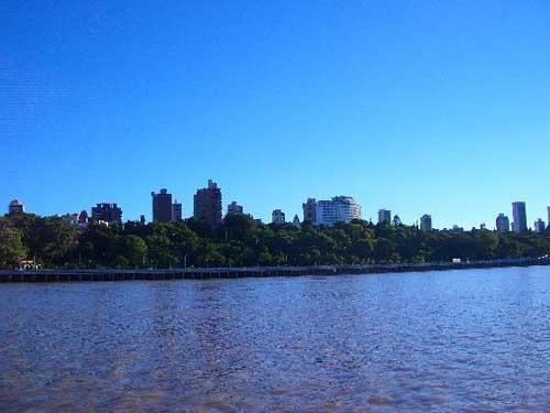 Paraná (3,032 miles)