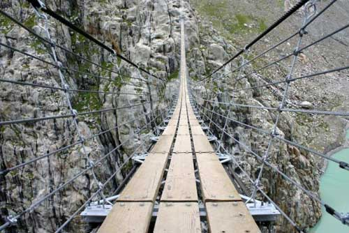 Trift Suspension Bridge-3