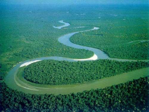 Amazon (3,990 miles)