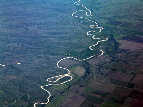 Top Longest Rivers Of The World - Top 10 longest rivers in the world
