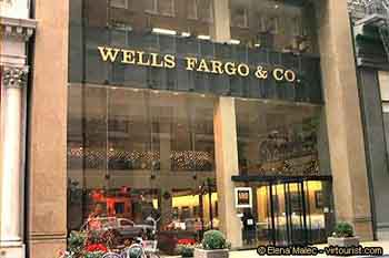 Wells Fargo & Co, US