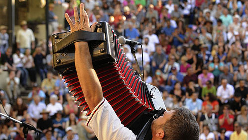 3. International Accordion Festival (October)