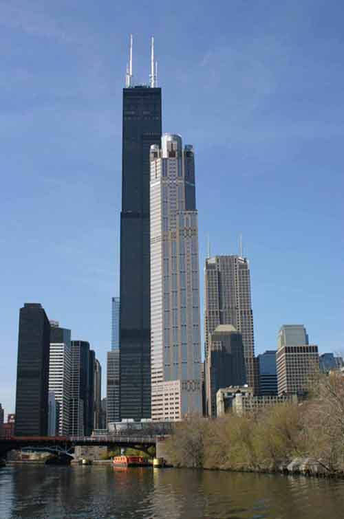 7. Willis Tower (USA)