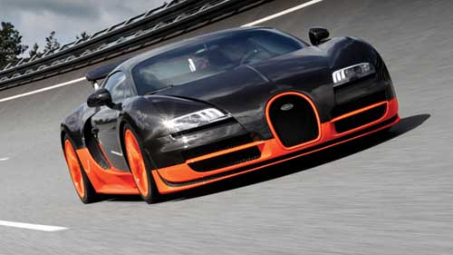 At Number One Spot Is The Worldu0027s Fastest And Most Expensive Car Which Is  Desired By The Name Of Bugatti. The Top Speed Of The Car Is 267 Mph With A  1200 ...